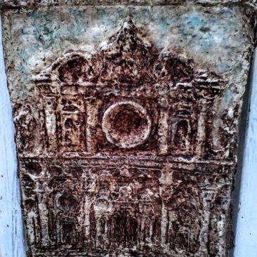 Facciata di S. Croce Lecce